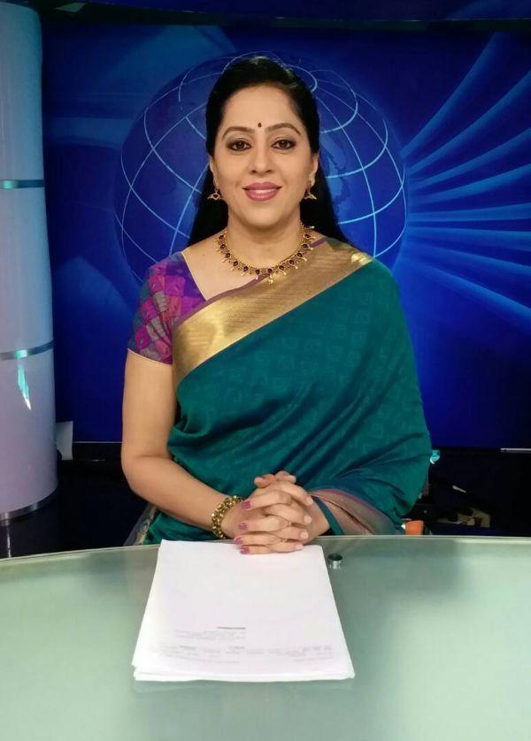 நியூஸ் ரீடர் ரத்னா