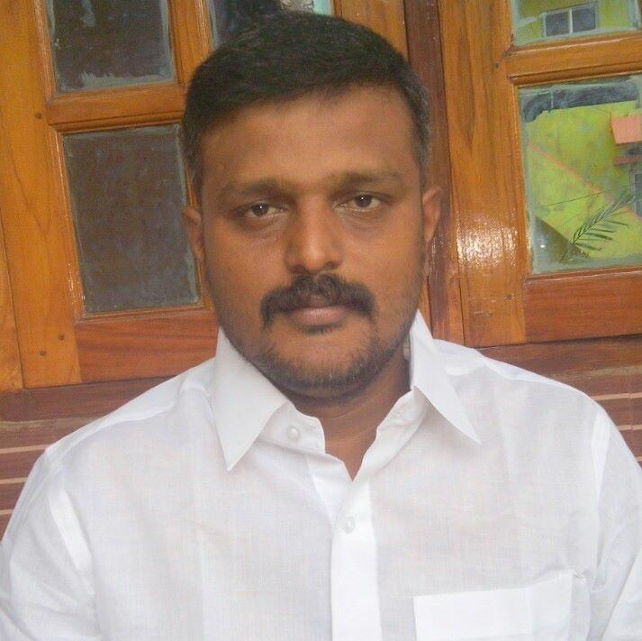 teacher Manikandan