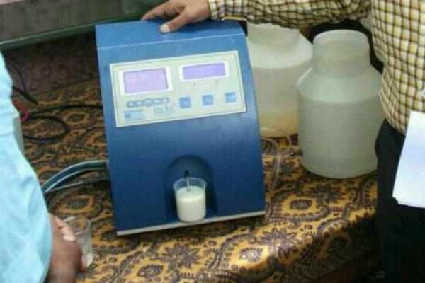 milk contamination