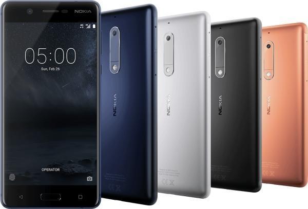 Nokia 5 - நோக்கியா 5