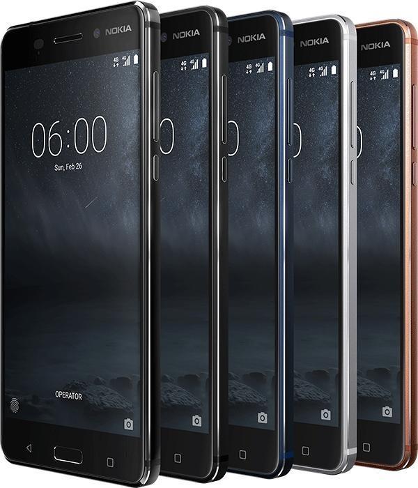 Nokia 6 - நோக்கியா 6