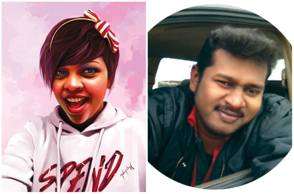 கல்பனா அக்கா - மண்ணை சாதிக்