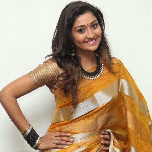 நடிகை நீலிமா ராணி