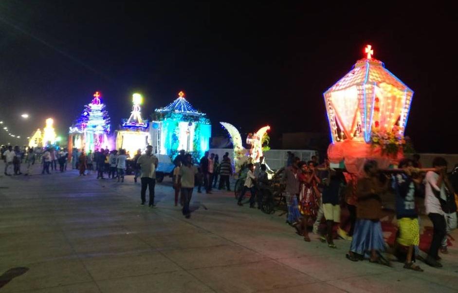 தேர்பவனி