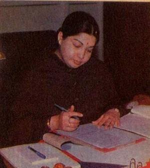 ஜெயலலிதா