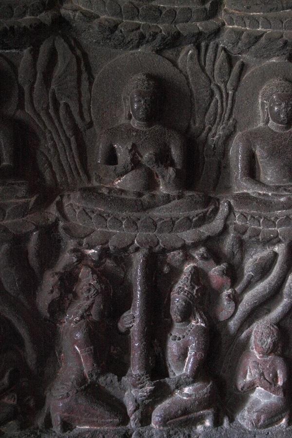 அஜந்தா சிற்பம்