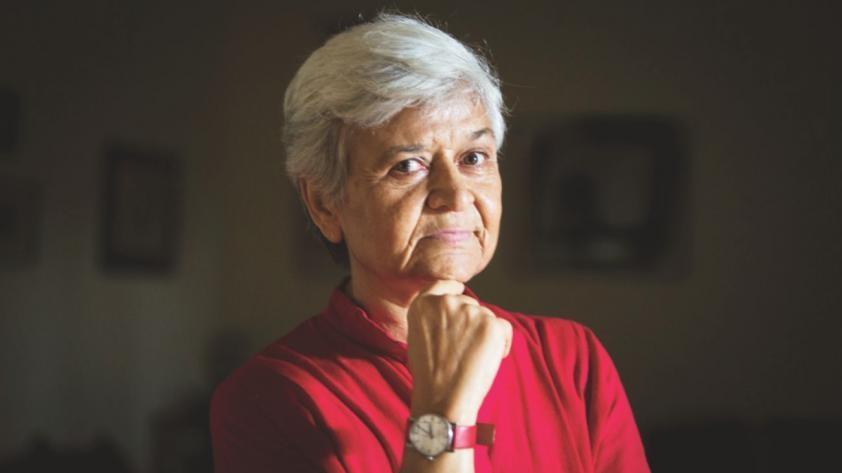 அம்மா கமலா பாஸின்