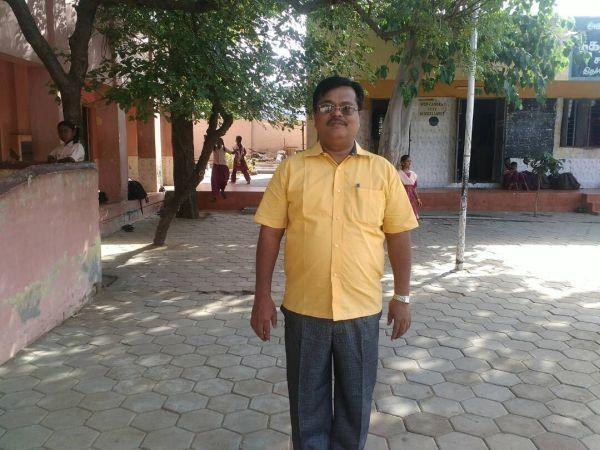 அரசுப் பள்ளி ஆசிரியர் சாந்தகுமார்