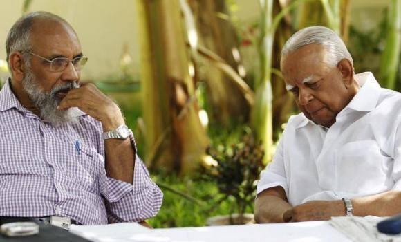 இலங்கை விக்னேசுவரன், சம்மந்தன்
