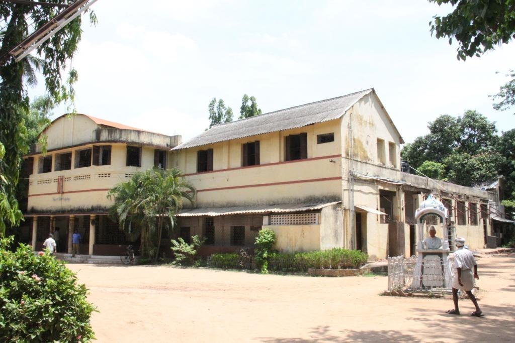 தி நகர் தக்கர் பாபா வித்யாலயா