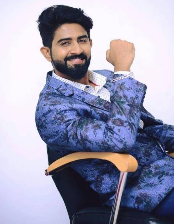 நடிகர் ராகுல் ரவி