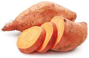 food - sweet potato
