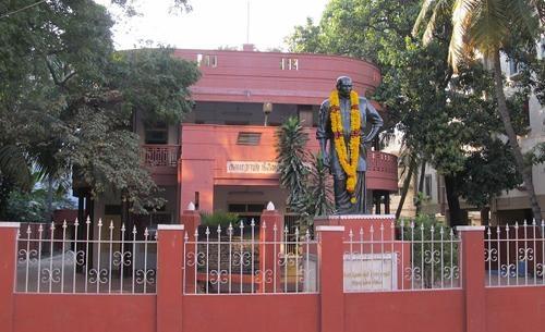 காமராஜர் தி நகர் வீடு