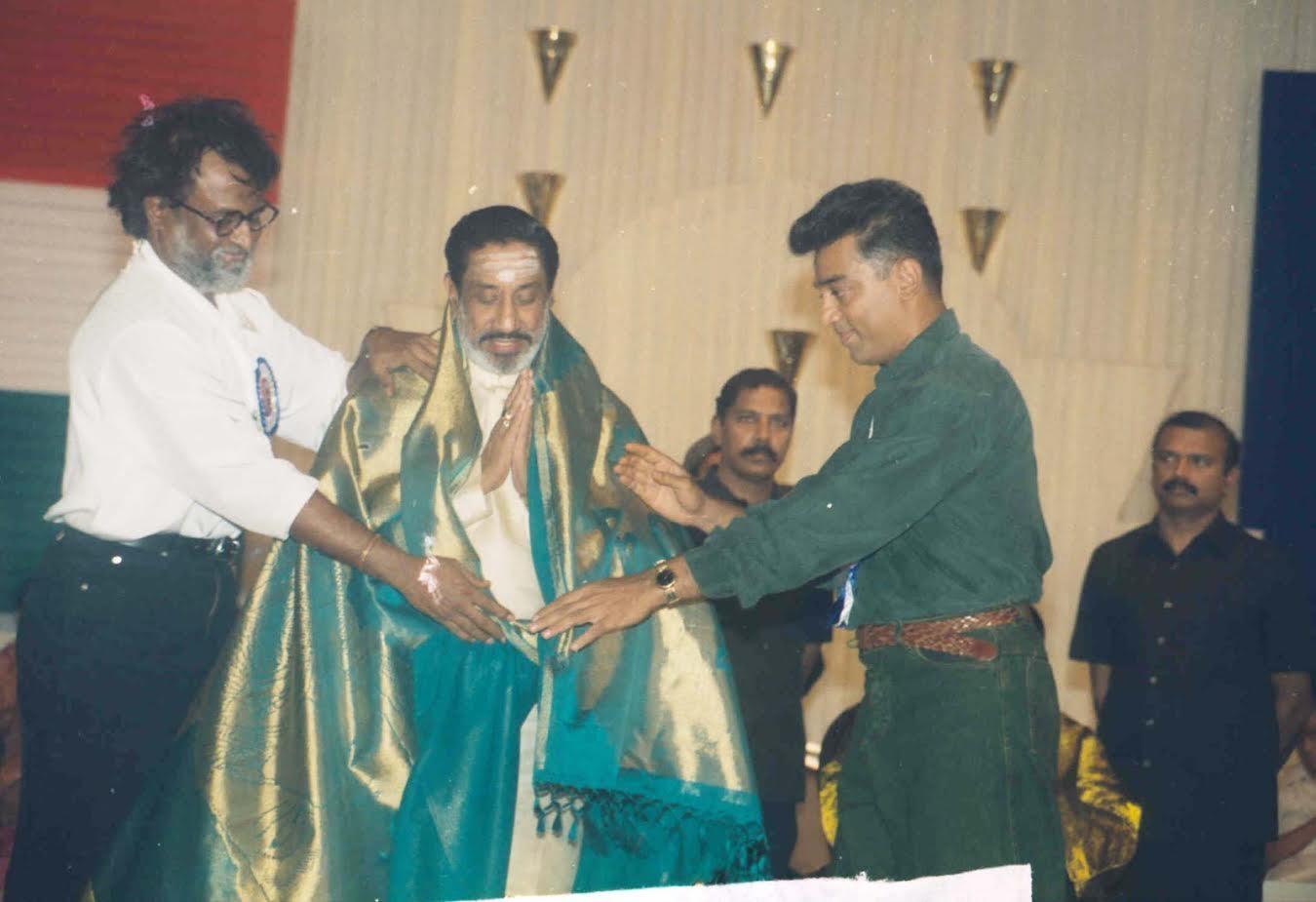 ரஜினிகாந்த் மற்றும் சிவாஜி