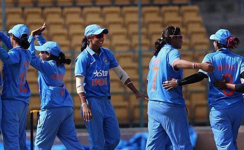 இந்திய கிரிக்கெட் பெண்கள் அணி