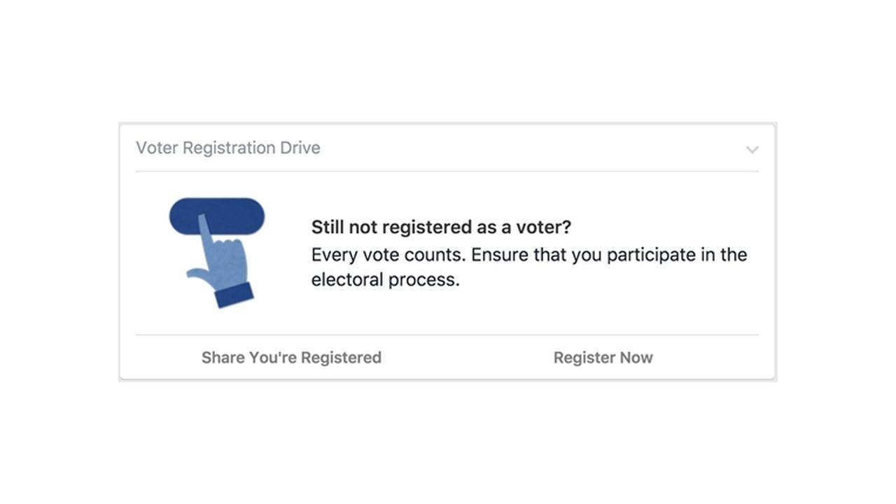Election Commission of India and Facebook team up for voter registration campaign