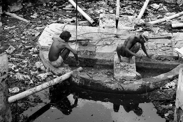 டிஜிட்டல் இந்தியாவில் கையால் மலம் அள்ளுபவர்கள்