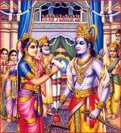 சீதாதேவி சுயம்வரம்