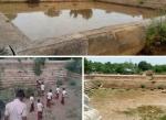 10 வருடங்களாக பயன்படாத குளம்... மீட்ட அரசுப் பள்ளி ஆசிரியர்..!  நிஜ நாயகன்