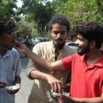"""""""விவேகானந்தரை முழுமையாகப் படியுங்கள்  வலதுசாரிகளே"""" கல்லூரியில் ஒலித்த குரல்..!"""