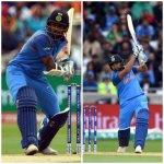 #ChampionsTrophy- தொடக்க வீரர்கள் அரை சதம்... வலுவான நிலையில் இந்தியா!