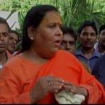 'கங்கை நதியை தூய்மைப்படுத்த 10 ஆண்டுகள் ஆகும்' - உமாபாரதி