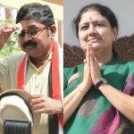 'உனக்கு இந்தப் பதவியைக் கொடுத்தது யார்?' - தினகரனைத் திட்டித் தீர்த்த சசிகலா #VikatanExclusive