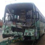 காஞ்சிபுரம் அருகே விபத்து... 15 பேர் படுகாயம்!