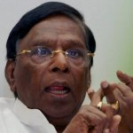 'வரம்பு மீறி செயல்படுகிறார்'- கிரண்பேடியை விளாசும் முதல்வர் நாராயணசாமி