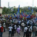 சென்னையில் முதல்வர் பழனிசாமி வீட்டை முற்றுகையிட முயன்ற 2000 பேர் கைது!