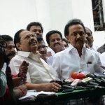 மாட்டிறைச்சி விவகாரம்: முதல்வர் அளித்த பதிலும் தி.மு.க ரியாக்ஷனும்!