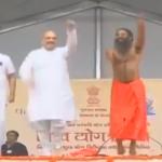 அமித்ஷா 20 கிலோ குறைத்தது இப்படித்தான்... ராம்தேவ் பெருமிதம்!