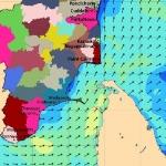 குமரி, திருநெல்வேலி & தூத்துக்குடி மீனவர்களுக்கு வானிலை எச்சரிக்கை தகவல்
