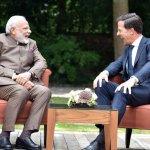 'நெதர்லாந்து - இந்தியா கூட்டணி மிக இயற்கையானது!'- டச்சுக்கு புகழாரம் சூட்டிய மோடி
