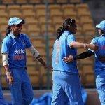#WomensWorldCup- இந்தியா இரண்டாவது வெற்றி... மந்தனா சதம்!