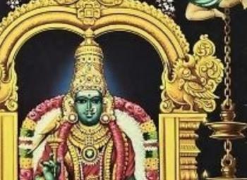 செல்வம், ஞானம் சேர்த்தருளும் அன்னை ராஜ மாதங்கி!