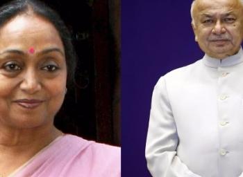 ஜனாதிபதி தேர்தல் : காங்கிரஸ் வேட்பாளர் பரிசீலனையில் மீரா குமார், சுஷில் குமார் ஷிண்டே!