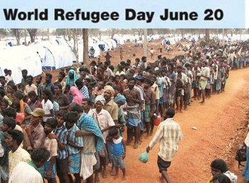இந்தியாவில் தஞ்சம் அடையவிருக்கும் அகதிகள் எண்ணிக்கை தெரியுமா? #Worldrefugeeday