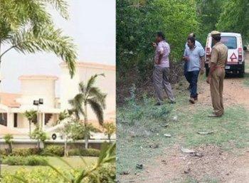 சிறுதாவூர் பங்களாவில் கொல்லப்பட்டது யார்?! - சொத்து வில்லங்கத்தின் அடுத்தகட்டம்#VikatanExclusive