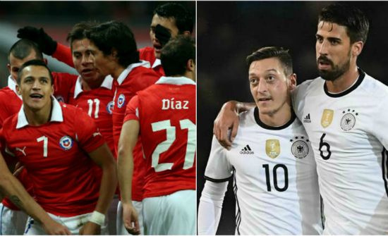 germany chile