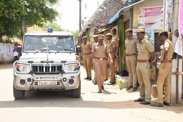 Kadhiramangalam police