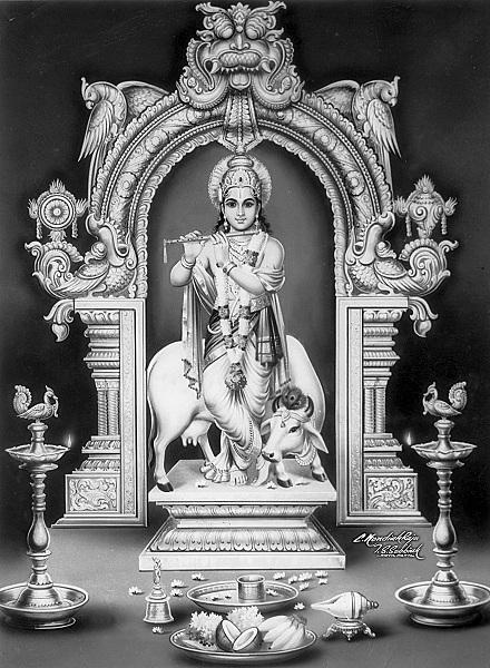 ஏகாதசி - கிருஷ்ண வழிபாடு