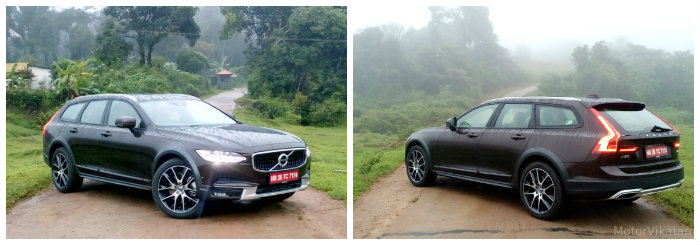 2017-Volvo-V90-Cross-Country-Front-Rear