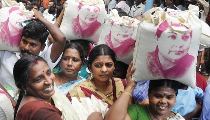 Free Rice Scheme