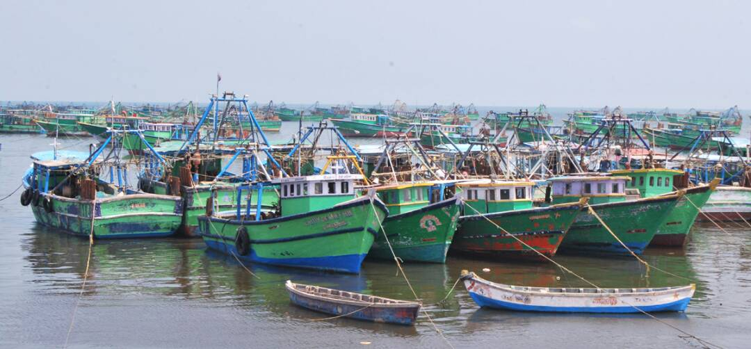 Law revised in Srilanka over Fishermen