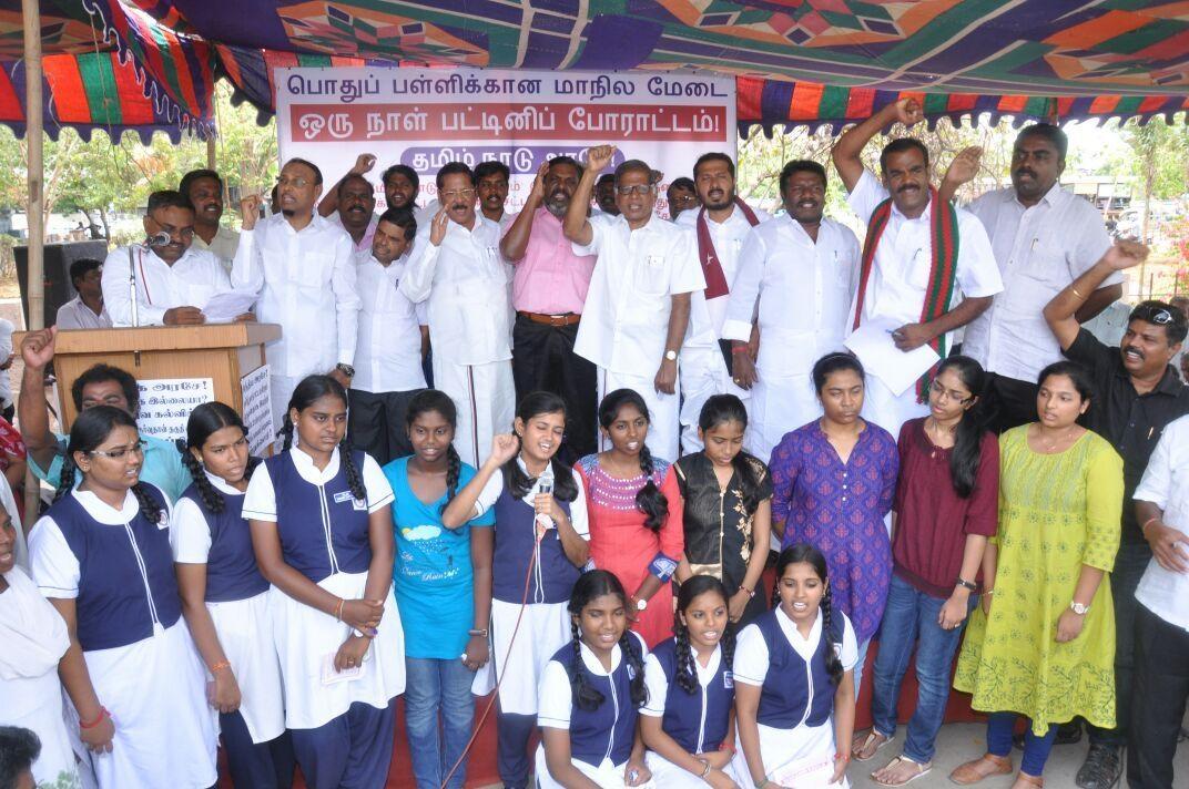 நீட் தேர்வு நீதிபதி அரி பரந்தாமன், பிரின்ஸ்க் கஜேந்திரபாபு