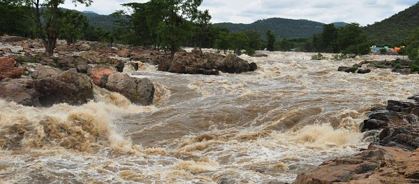 Supreme Courts Orders over Sewage Mix in Cauvery River