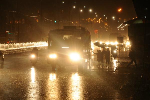 Chennai: Biggest rain of the year