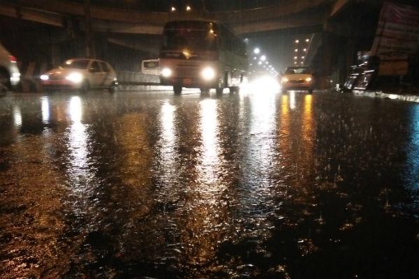 Rain Chennai