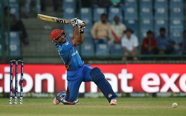 Afghanisthan batsman Shafiqullah Shafaq scored double century in T-20 match
